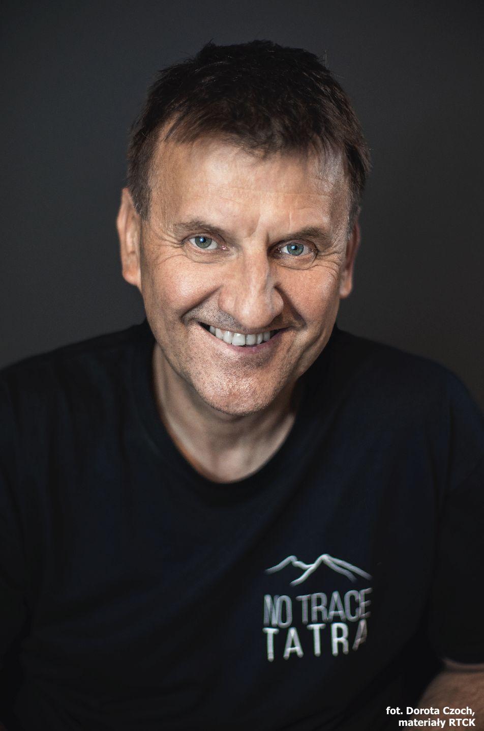 Marek Kamiński (fot. Dorota Czoch, materiały RTCK)