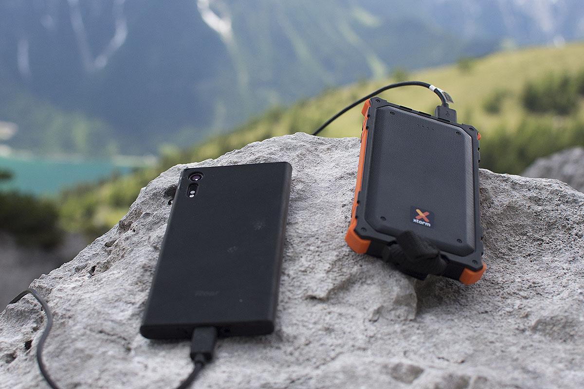 Xtorm Limitless towarzyszy mi podczas górskich i wspinaczkowych wypadów (fot. outdoormagazyn.pl)