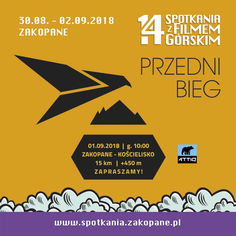 Bieg Przedni – nowa, propozycja dla biegaczy w Tatrach (fot. materiały organizatora)