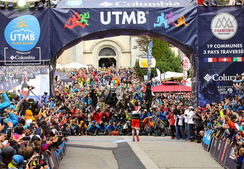 UTMB to jeden z największych festiwali biegowych na świecie (fot. Ultra Trail du Mont Blanc - UTMB - profil FB)