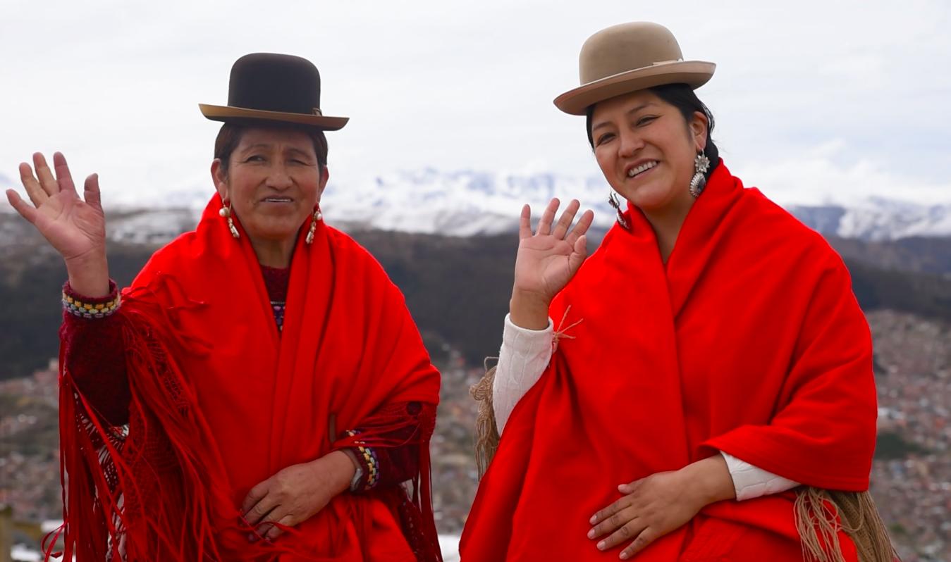 Cholitas Escoladoras (fot. materiały organizatora)