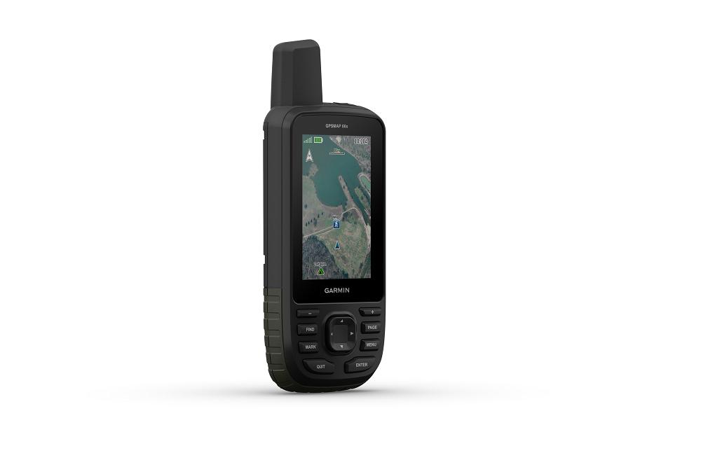 Garmin GPSMAP 66s (fot. Garmin)