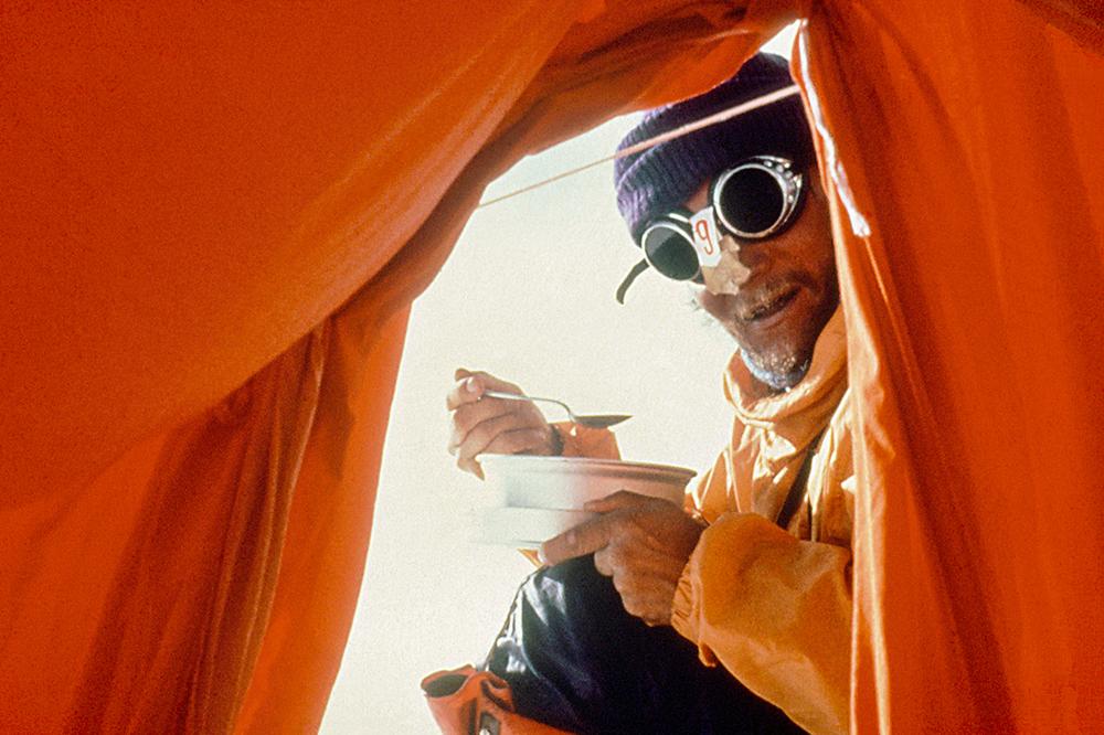 Lhotse, 1979 r. (fot. Archiwum rodzinne Jerzego Kukuczki)