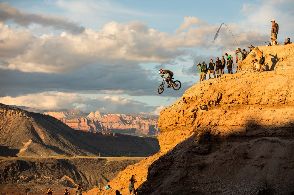 Red Bull Rampage 2018, (fot. Red Bull Content Poo)l