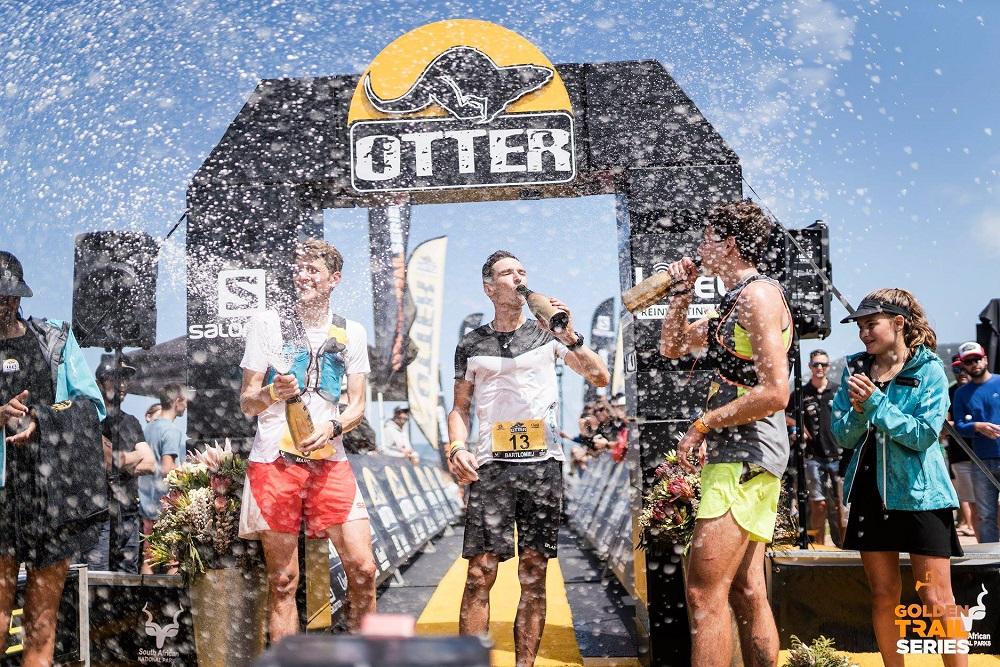 Zwycięstwo i rekord trasy Bartłomieja Przedwojewskiego w finale cyklu Golden Trail Series! (fot. Jordi Saragossa)