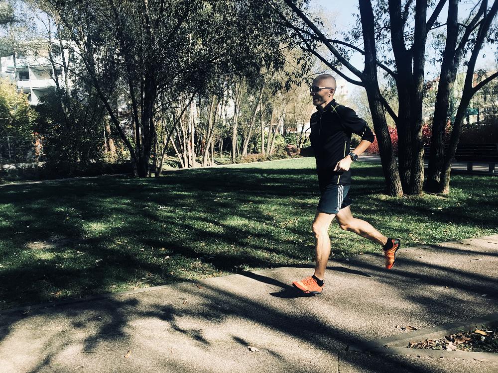 Jesienny trening biegowy (fot. materiały prasowe marki Merrell)