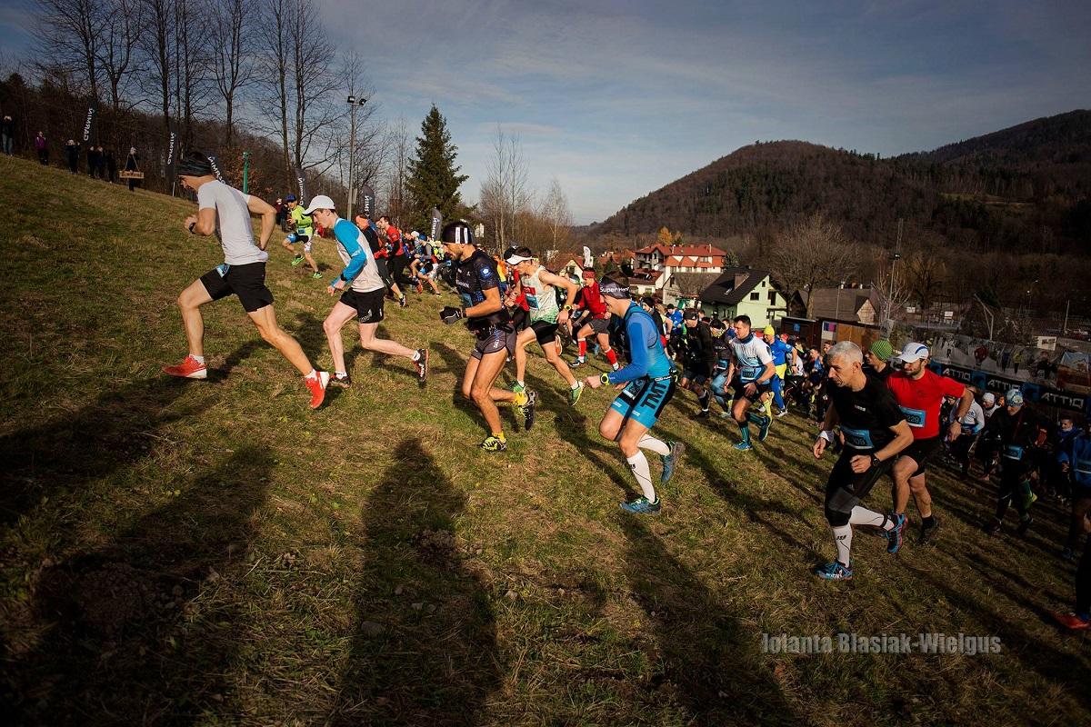 Wielki Finał Ligi Biegów Górskich Dare2b w Ustroniu (fot. Jolanta Błasiak-Wielgus)