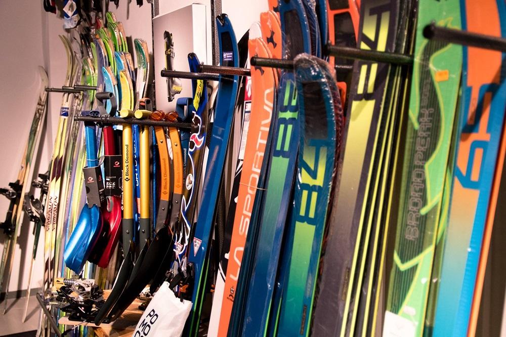 Otwarte Dni Skitour i Freeride w katowickim Tuttu