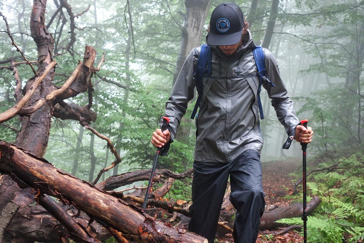 Ekologiczny As w rękawie: test kurtki Columbia OutDry™ Extreme Eco