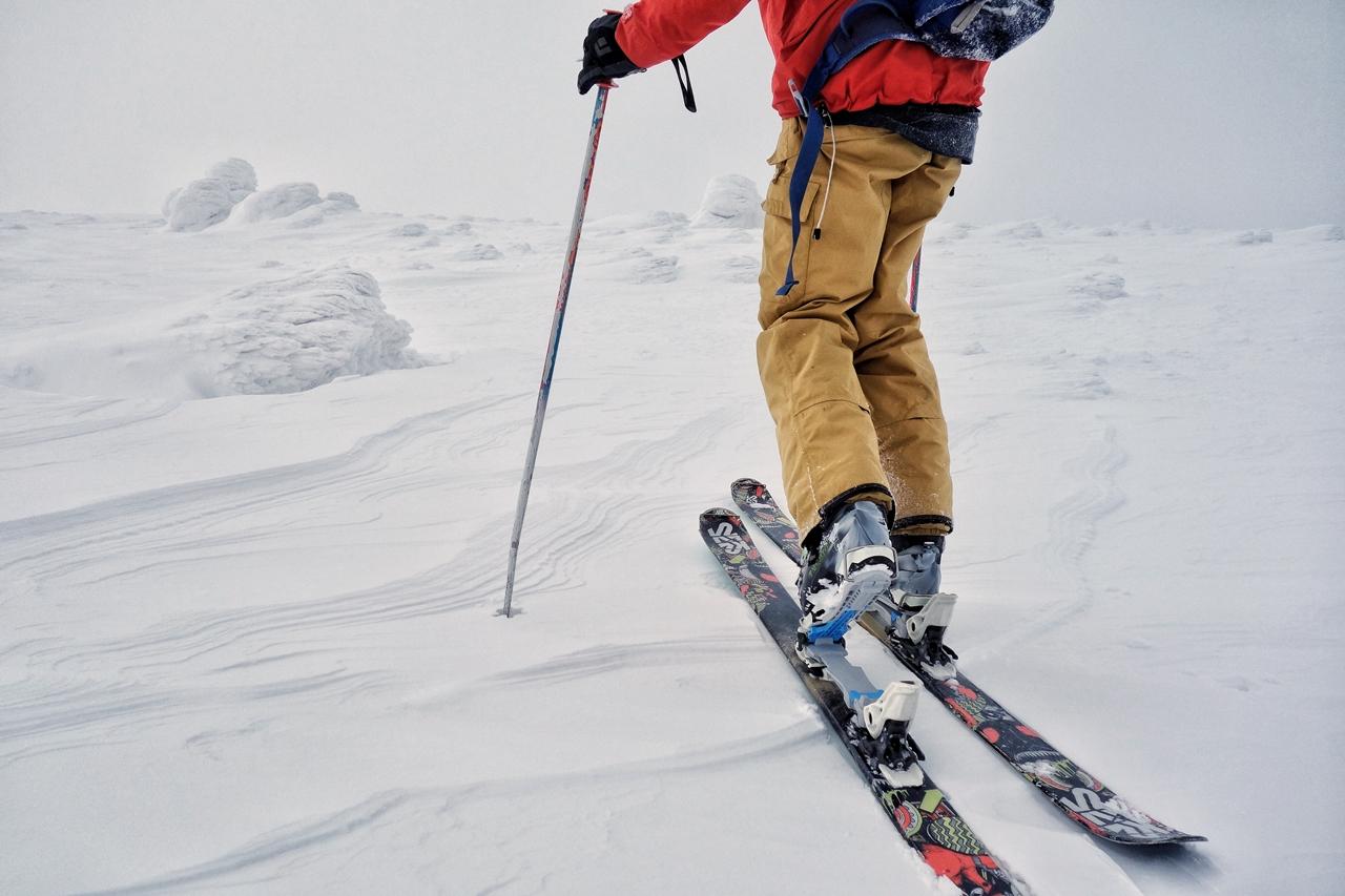 Sprawdzamy jak działają adaptery skitourowe (fot. Outdoor Magazyn)