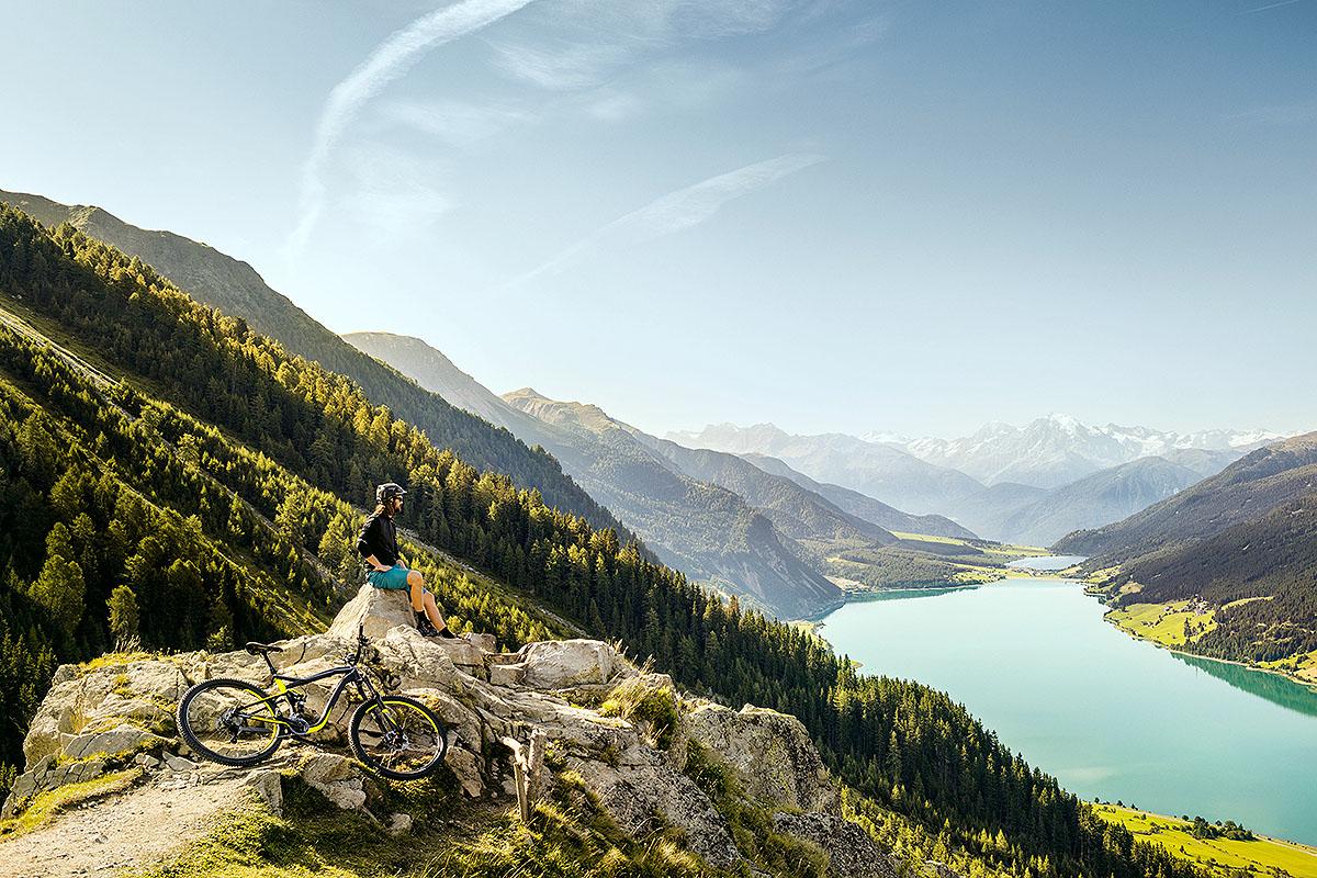 Wycieczki rowerowe w Południowym Tyrolu (fot. IDM Südtirol/Andreas Mierswa)