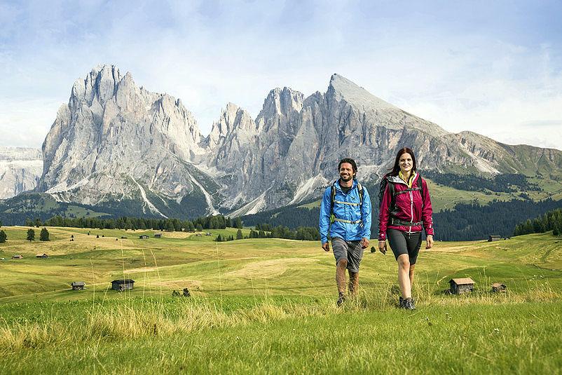 Wędrówki górskie w Południowym Tyrolu (fot. IDM Südtirol / Julian Love)