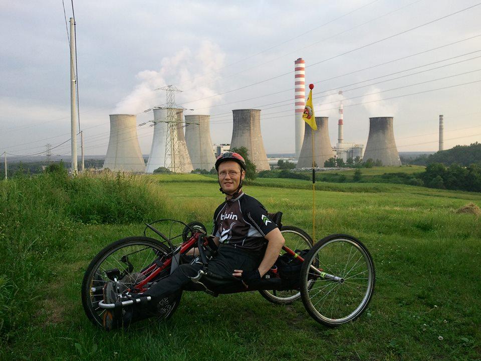 Dariusz Sobczak (fot. arch. Dariusz Sobczak)