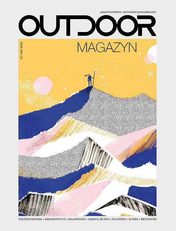 Artykuł ukazał się w 7 numerze Outdoor Magazynu (maj 2019)