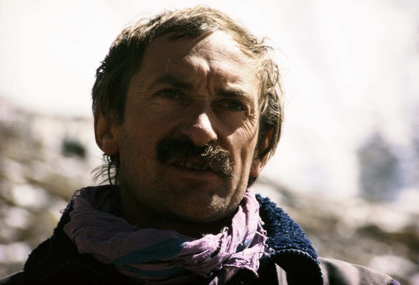 Krzysztof Wielicki (fot. arch. Krzysztof Wielicki)