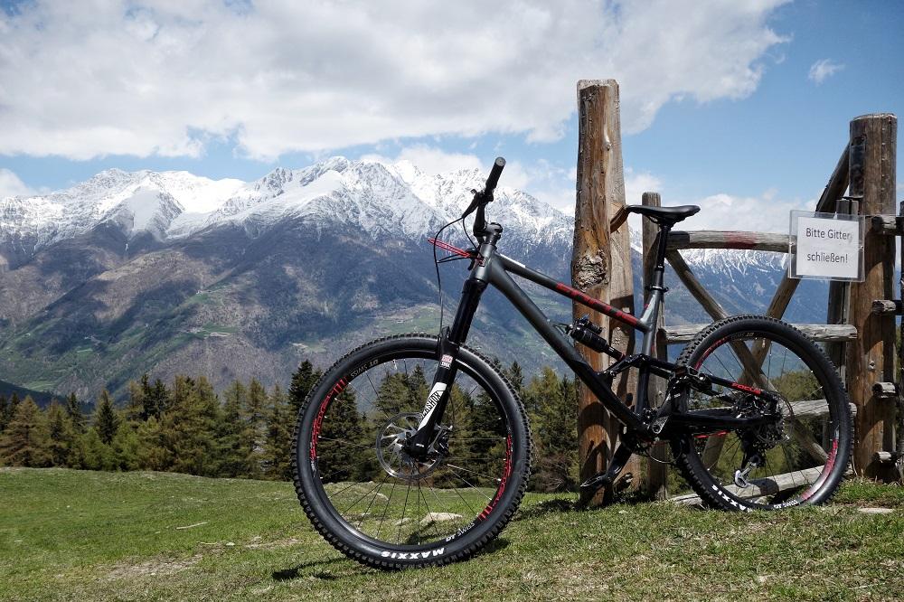 Jak zaplanować i co spakować na wycieczkę rowerową w Południowym Tyrolu (fot. outdoormagazyn.pl)