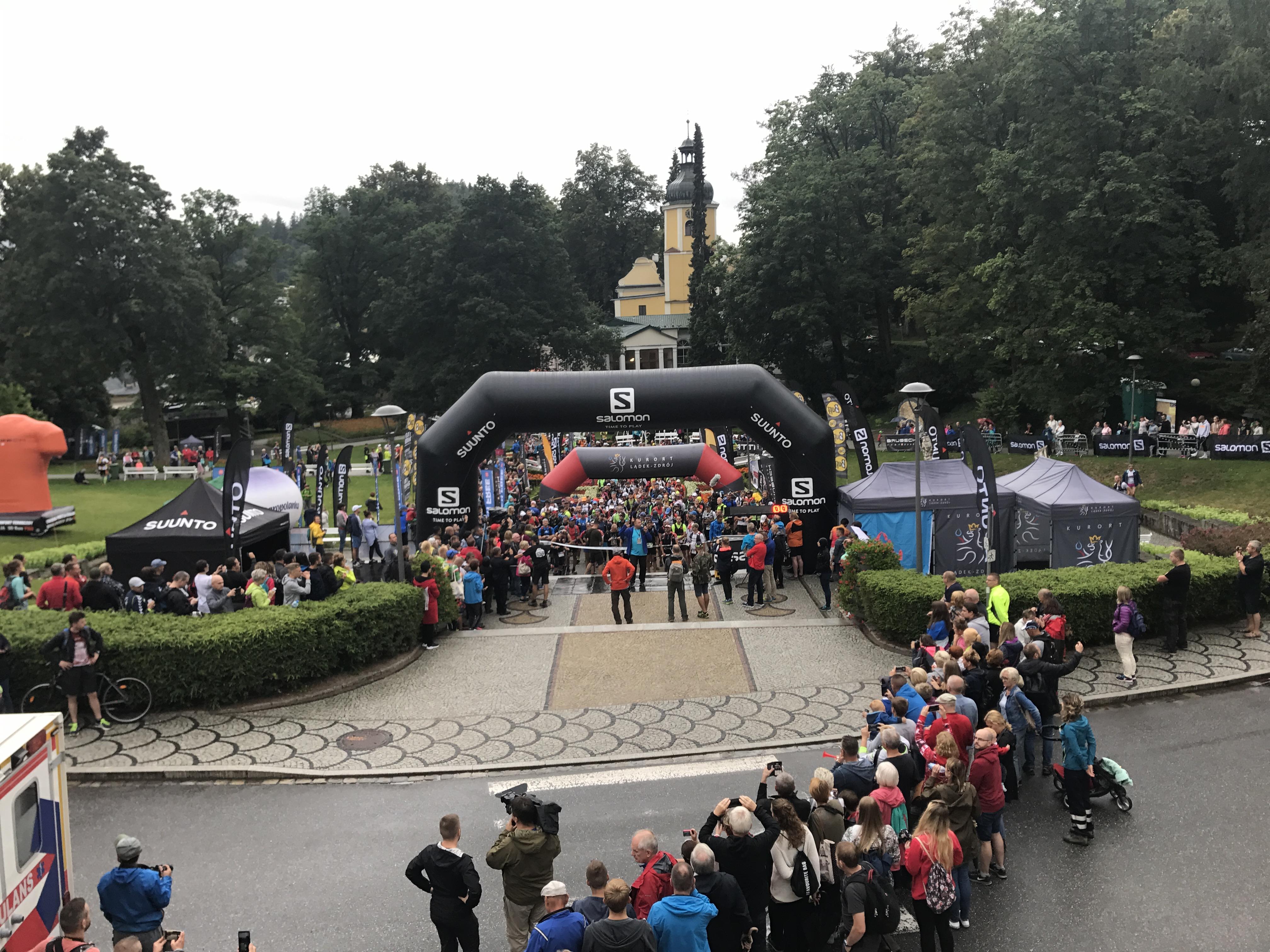 Dolnośląski Festiwal Biegów Górskich w Lądku Zdroju (fot. Salomon)
