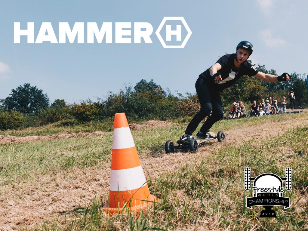 Hammer sponsorem Mistrzostw Świata w Mountainboardingu (fot. arch. Hammer)