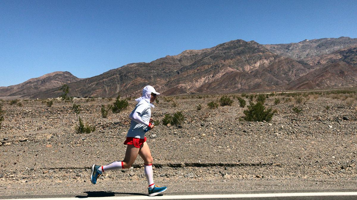 Krystian Ogły wystartuje w Badwater Ultramarathon (fot. arch. Columbia)