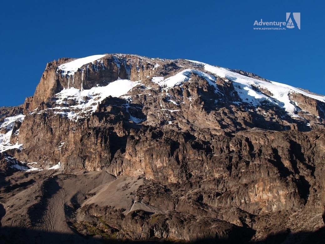 Kilimandżaro z Barranco Camp (fot. adveture24.pl)