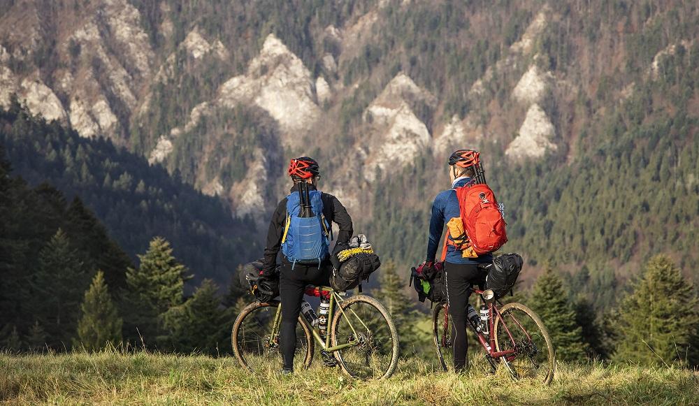 Bikerafting w Pieninach (fot. Adam Klimek / bikestudio.eu)
