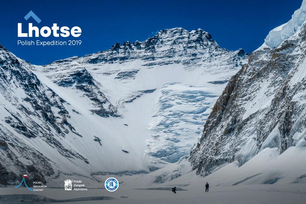 Lhotse 8516 m - czwarty co do wysokości szczyt Ziemi