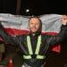 Łukasz Sagan zwycięża Authentic Phidippides Run 2019 (fot. Łukasz Sagan Fanpage / michalzlotowski.com)
