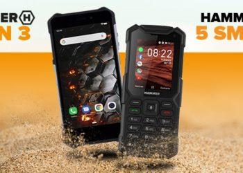 HAMMER Iron 3 i 5 Smart (fot. mat. HAMMER)