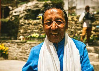 Apa Sherpa (fot. Apa Sherpa Foundation)