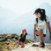 The North Face Glacier Pack - kolekcja inspirowana górami (fot. TNF)