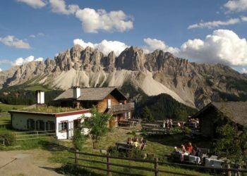 Schatzerhutte (fot. Franz Pernthaler / materiały prasowe Południowego Tyrolu)