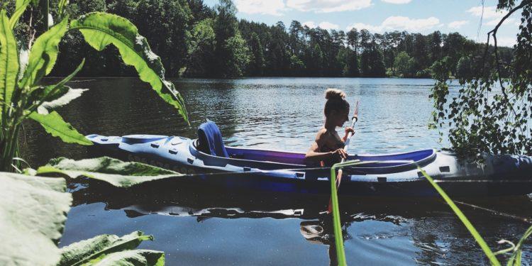 Kajakowy spływ Brdą (fot. outdoormagazyn.pl)