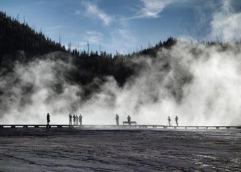 Park Narodowy Yellowstone (fot. MG / outdoormagazyn.pl)