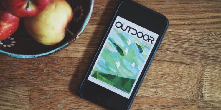 10. numer Outdoor Magazynu dostępny w wersji cyfrowej na Publio.pl