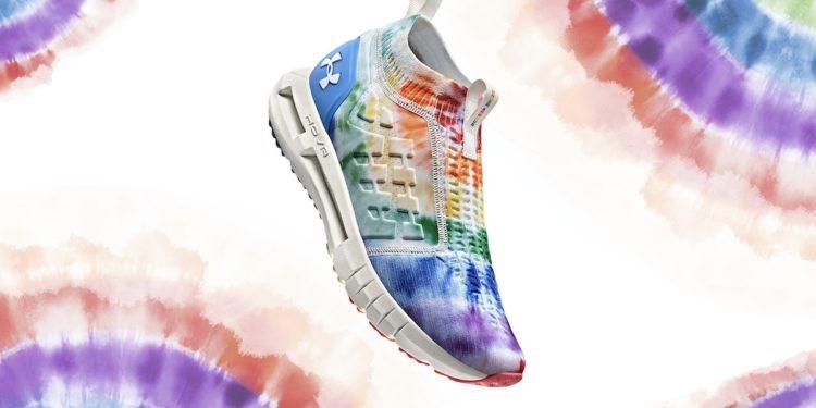 Under Armour przedstawia kolekcję Pride 2020, zaprojektowaną we współpracy ze społecznością LGBTQ+ pracowników UA (fot. Under Armor)