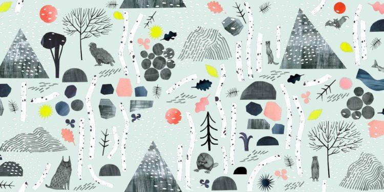 Limitowana edycja Kånkena zaprojektowana przez artystkę Moę Hoff wspiera działania na rzecz naturypoprzez projekty Arctic Fox Initiative (fot. Fjällräven)