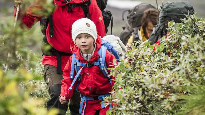 Trekking z dziećmi (fot. Fjällräven)