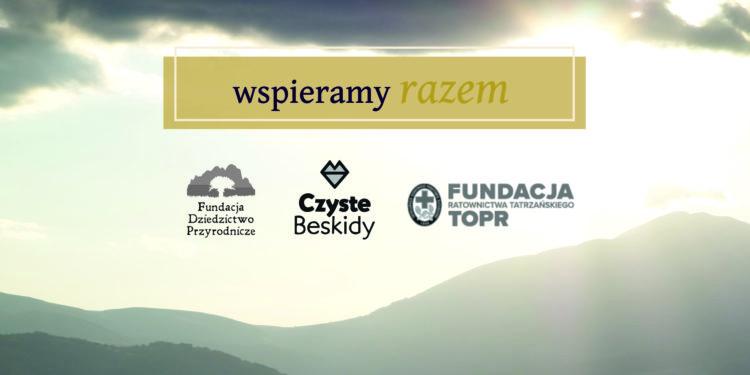 """Przypominamy o naszej akcji """"Kupujesz - Czytasz - Wspierasz"""" (fot. outdoormagazyn.pl)"""