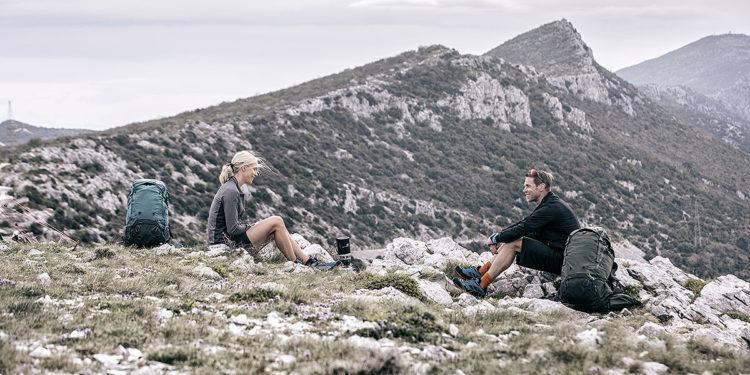 Plecaki z serii Thule Versant idealnie nadają się na kilkudniowe i dłuższe wycieczki (fot. Thule)