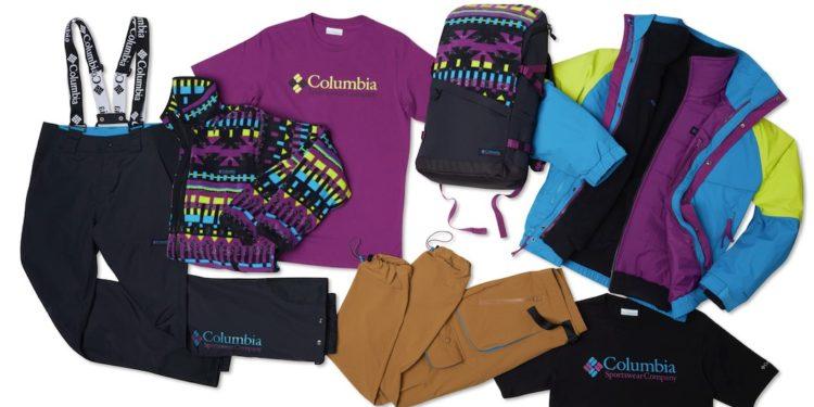 Kolekcja Icons marki Columbia (fot. mat. prasowe)