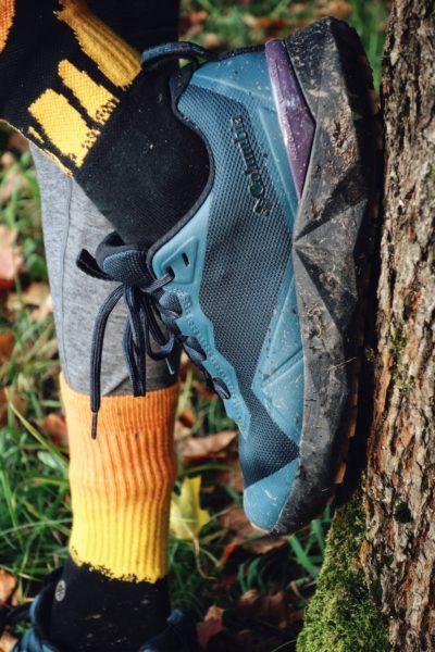 test butów Columbia Facet