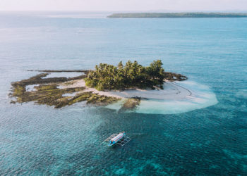Siargao Guyam Island Beautiful Destinations