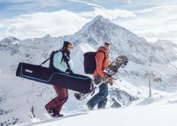 Torby na sprzęt narciarski i snowboardowy marki Thule (fot. Thule)