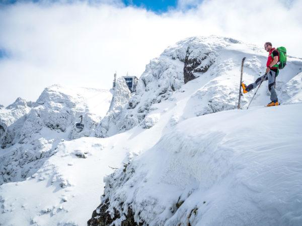 Wycieczkie skitourowe