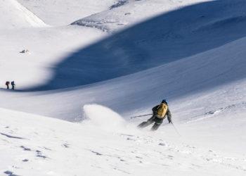 W Macedonii za sprawą dużej liczby wietrznych dni jest sporo miejsc, z małą ilością śniegu, ale jest również masa, gdzie warun jest jak bajki (fot. Małgorzata Michalik)