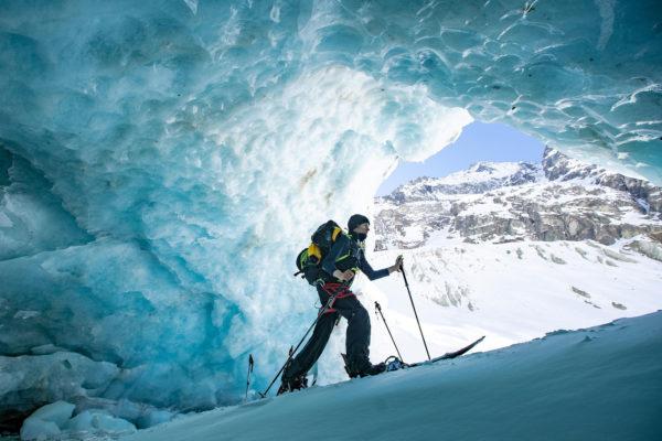 W wieku 20 lat zakończyłem starty w zawodach, skupiłem się na górach i kręceniu filmów (fot. Vernon Deck)