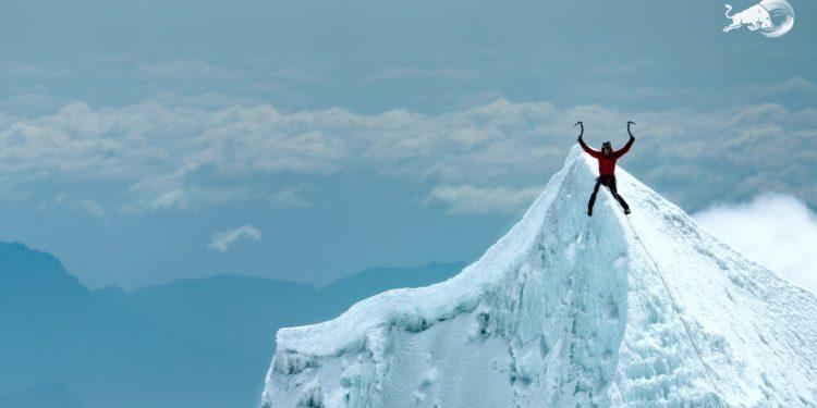 """Kadr z filmu """"The Last Ascent"""""""