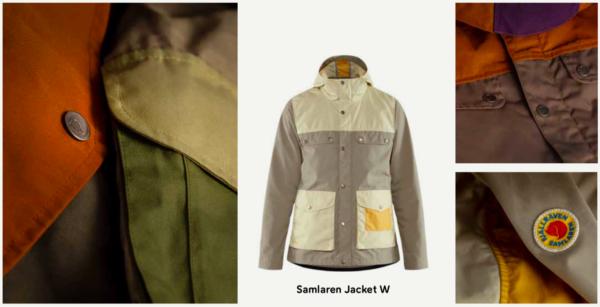 Fjällräven z dumą przedstawia Samlaren – wyjątkową kolekcję, która daje nowe życie reszt- kom tkanin pozostałych po produkcji innych ubrań. Samlaren będzie linią kolekcjonerską, dostępną w powtarzalnych, limitowanych kolekcjach kapsułowych.