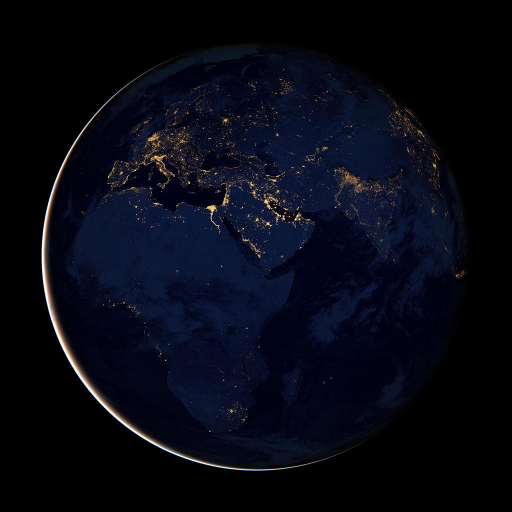 Ziemia (zdj. NASA)