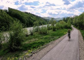 Pętla Dunajcowo-Popradowa –propozycja trasy (fot. Małopolska)